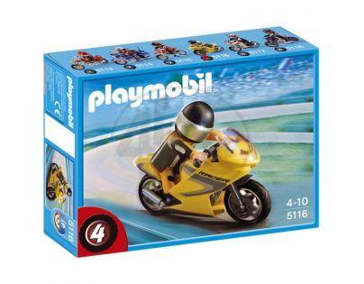 Playmobil  5116 - Závodní motorka