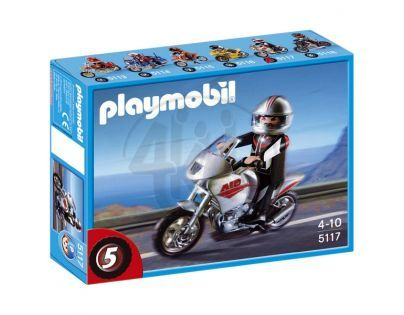 Playmobil  5117 - Motorka Naháč