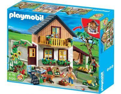 Playmobil 5120 - Farma s vlastní prodejnou