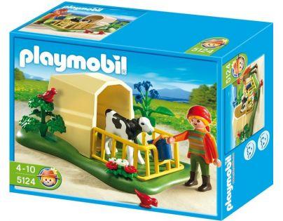 Playmobil 5124 - Telátka ve výběhu