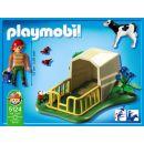 Playmobil 5124 - Telátka ve výběhu 3