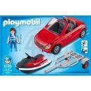 Playmobil 5133 Kabriolet s vodním skútrem 3