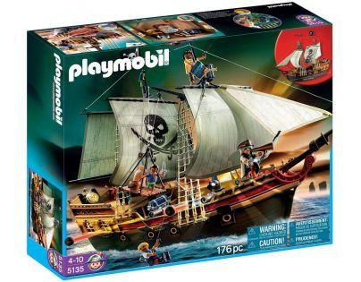 Playmobil  5135 - Pirátská útočná loď