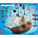 Playmobil  5135 - Pirátská útočná loď 2