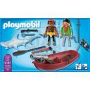Playmobil 5137 Pirátská veslice s kladivounem 3