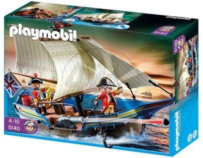 Playmobil 5140 - Útočná loď vojenské gardy
