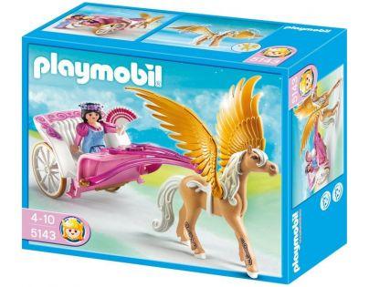 Playmobil 5143 - Kočár s Pegasem