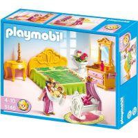 Playmobil 5146 Královská ložnice s kolébkou