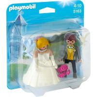 Playmobil 5163 Duo Pack Ženich a nevěsta
