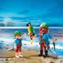 Playmobil 5164 Duo pack Velký a malý pirát 2
