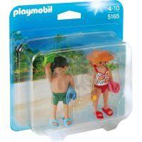 Playmobil 5165 Duo Pack Návštěvníci pláže