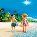 Playmobil 5165 Duo Pack Návštěvníci pláže 2