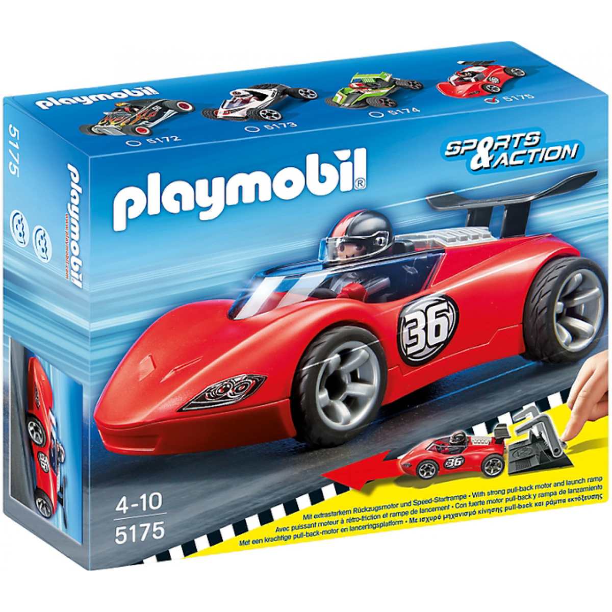 Playmobil 5175 Sporťák
