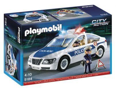 Playmobil 5184 - Dálniční hlídka s majáky