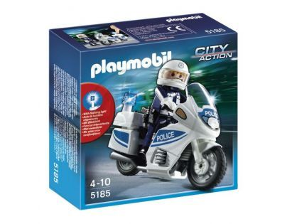 Playmobil 5185 - Motohlídka