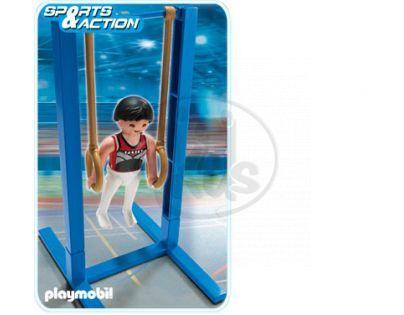 Playmobil 5189 Gymnastika na kruzích