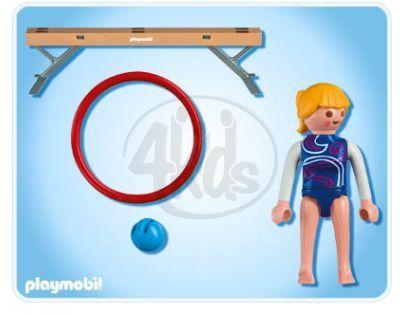 PLAYMOBIL 5190 Gymnastika na kladině