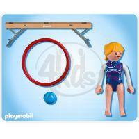 PLAYMOBIL 5190 Gymnastika na kladině 2