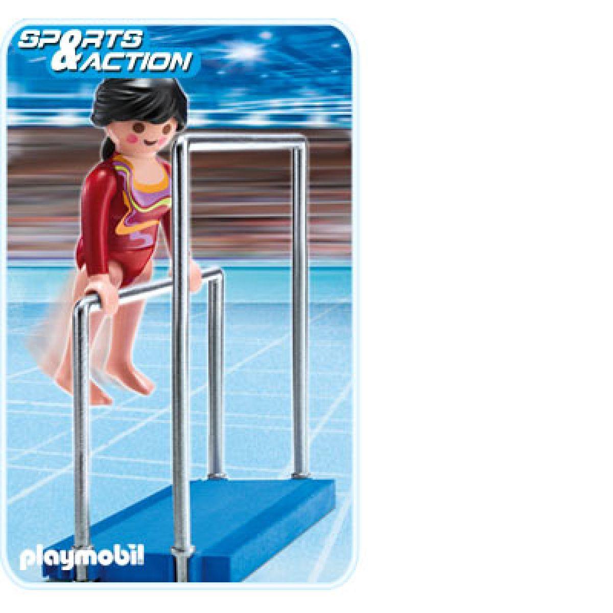 PLAYMOBIL 5191 Gymnastika na bradlech