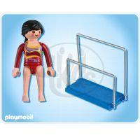 PLAYMOBIL 5191 Gymnastika na bradlech 2