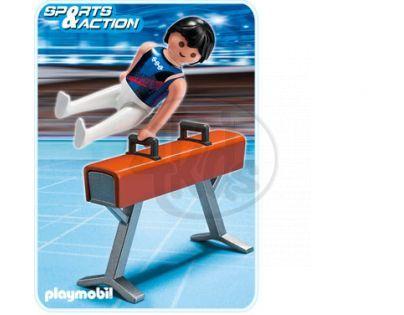 Playmobil 5192 Gymnastika na koni