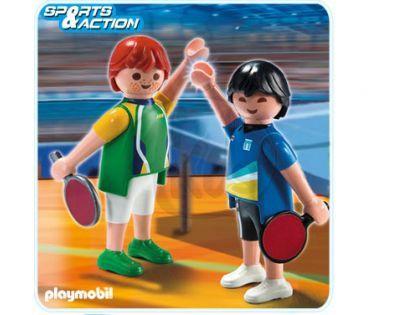 Playmobil5197 Stolní tenis