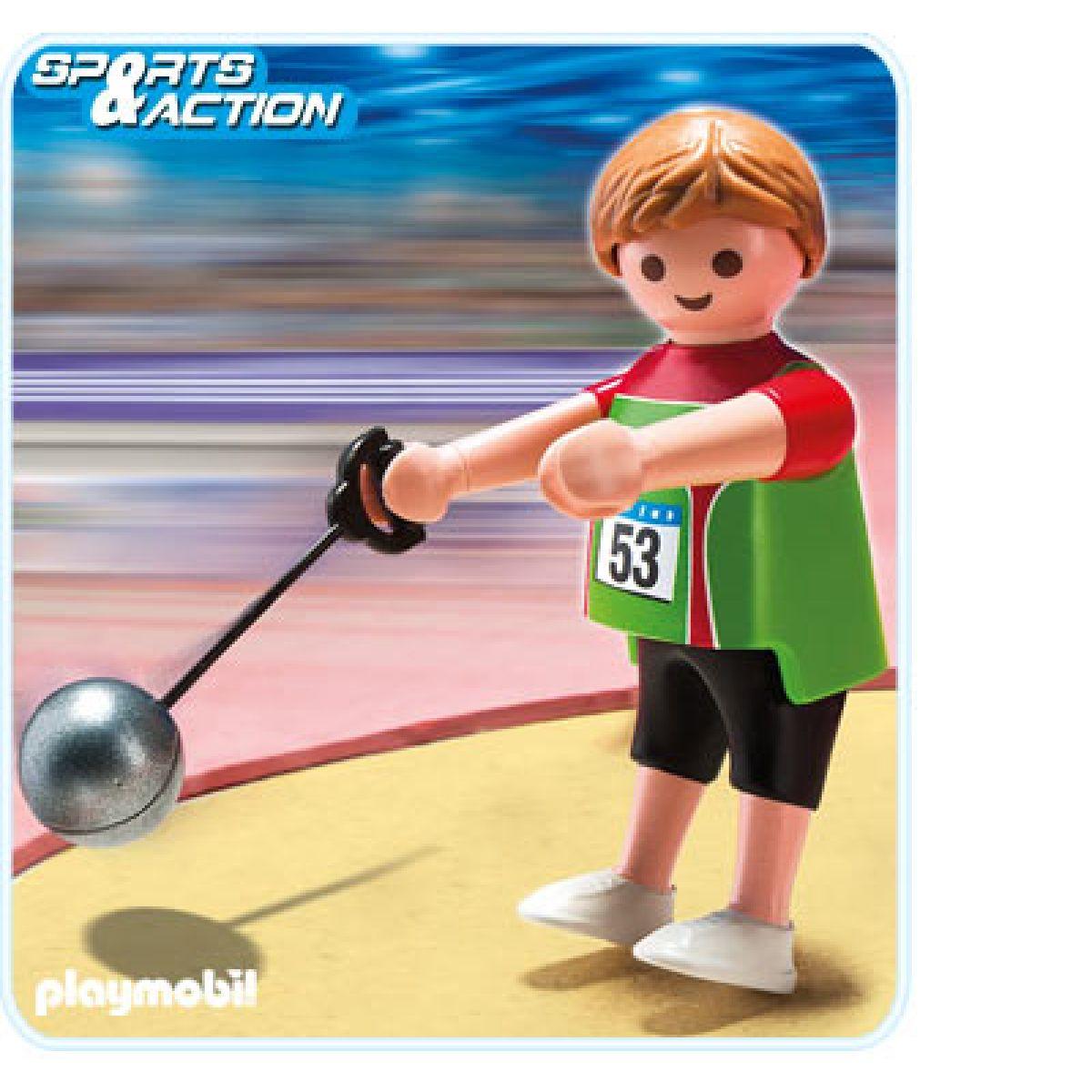 Playmobil 5200 Hod kladivem