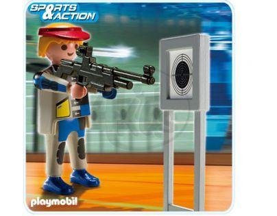 PLAYMOBIL 5202 Střelba na terč