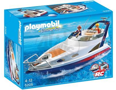 Playmobil 5205 Luxusní jachta