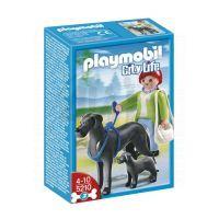 Playmobil 5210 - Doga se štěnětem