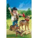 Playmobil 5211 - Německý ovčák se štěňaty 2