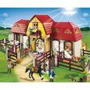 Playmobil 5221 - Velká koňská farma s výběhem 2