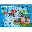 Playmobil 5225 Pečovatelská stanice pro koně 2