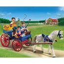 Playmobil 5226 - Koňský povoz 2
