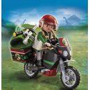 Playmobil 5237 Badatel na motorce 2