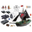 Playmobil 5238 Pirátská loď s motorem na RC ovládání 3