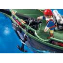 Playmobil 5238 Pirátská loď s motorem na RC ovládání 4
