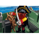 Playmobil 5238 Pirátská loď s motorem na RC ovládání 5
