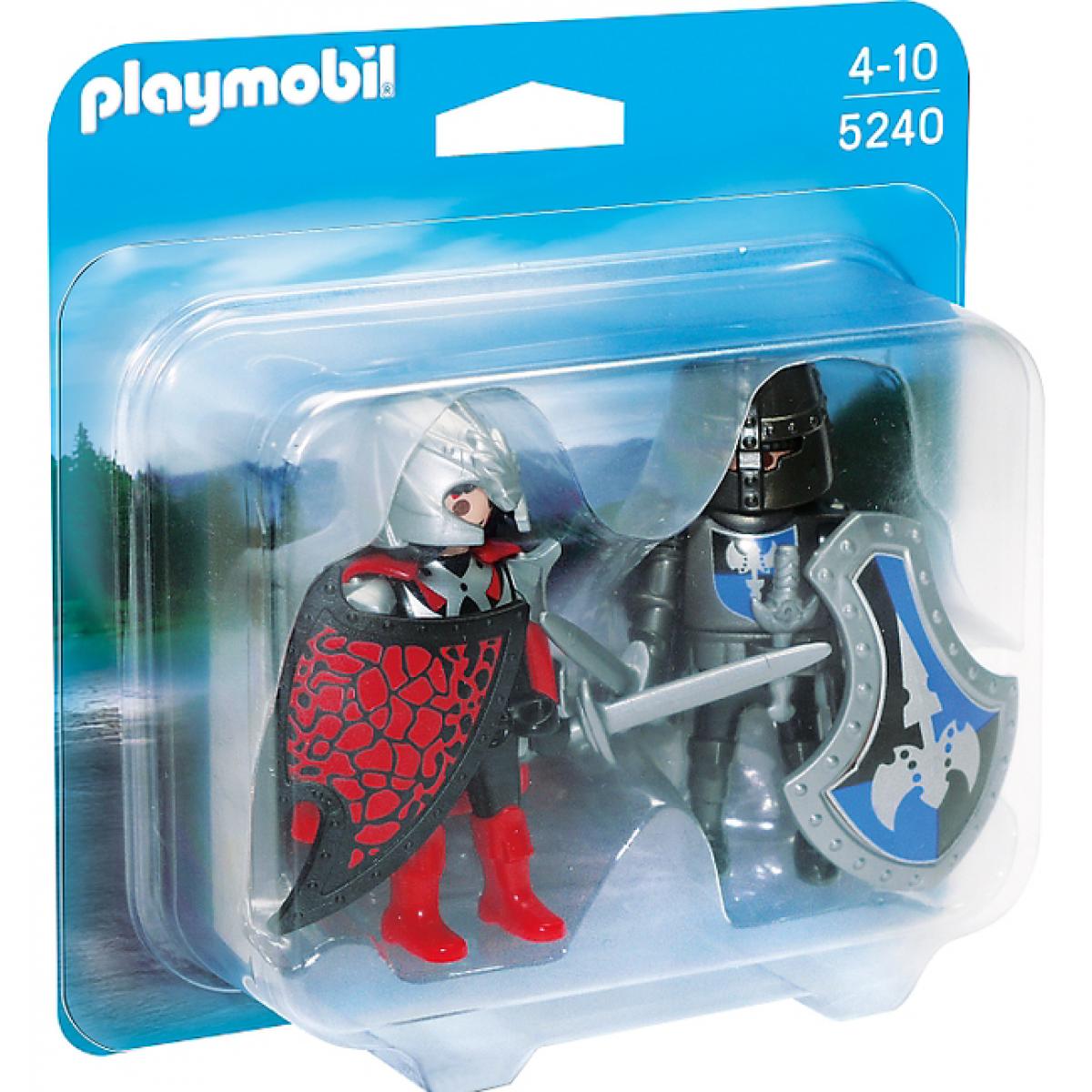 Playmobil 5240 - Duo Pack Rytířský souboj