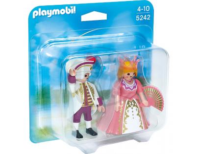 PLAYMOBIL 5242 Duo Pack Hrabě s hraběnkou