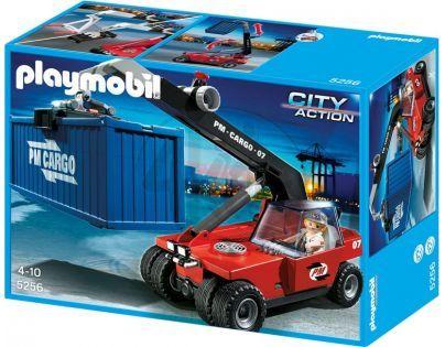 Playmobil 5256 - Kontejnerový nakladač
