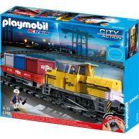 Playmobil 5258 - RC Nákladní vlak