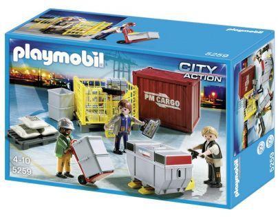 Playmobil 5259 - Zaměstnanci