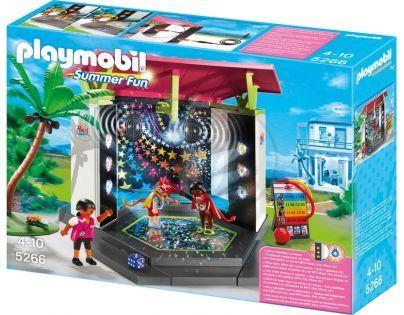 Playmobil 5266 - Dětský klub s diskotékou