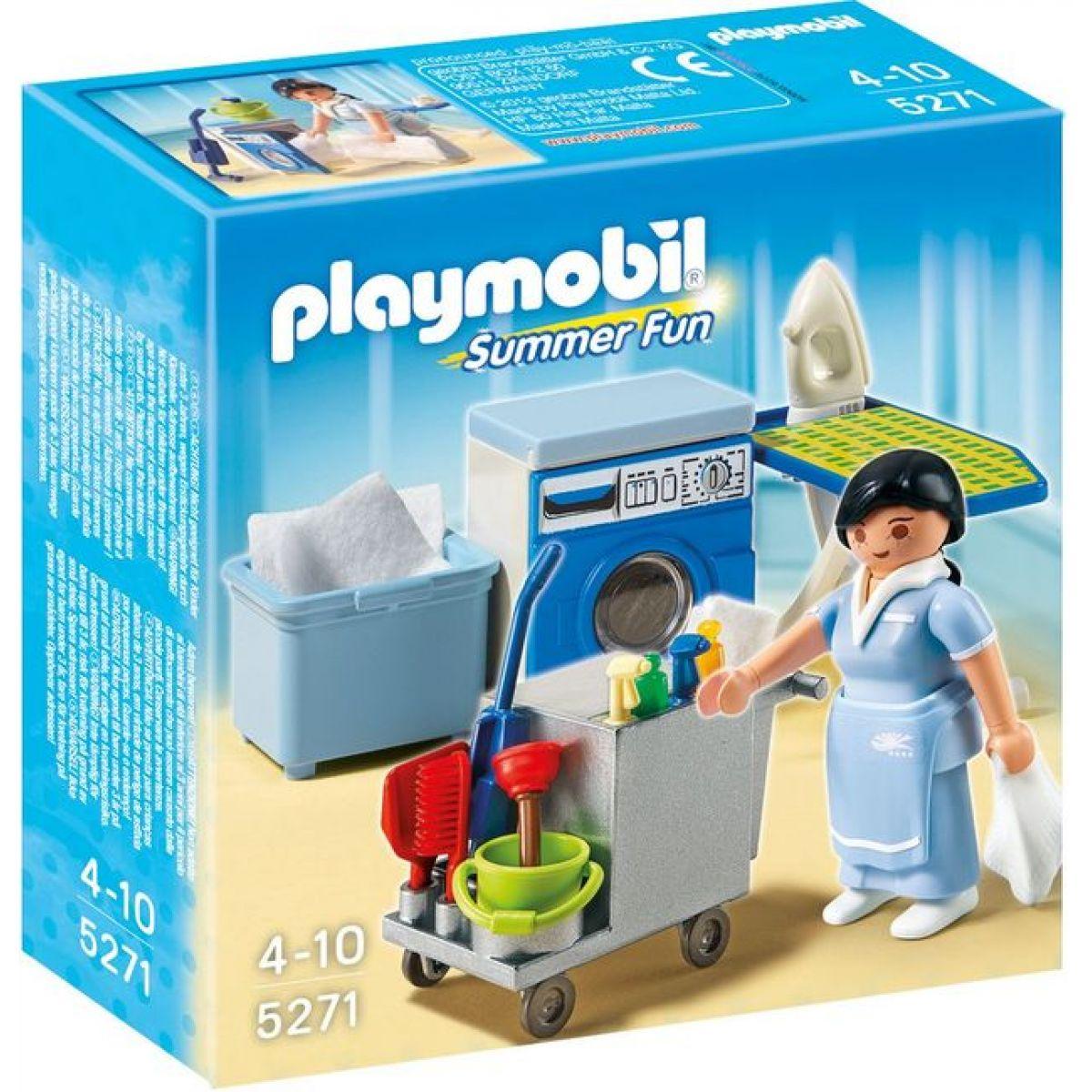 Playmobil 5271 - Pokojská
