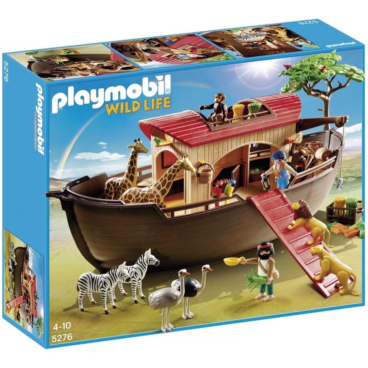 Playmobil 5276 Noemova Archa - Poškozený obal
