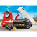 Playmobil 5283 - Flatbed Construction Truck 2