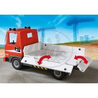Playmobil 5283 - Flatbed Construction Truck 3