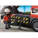 Playmobil 5283 - Flatbed Construction Truck 5