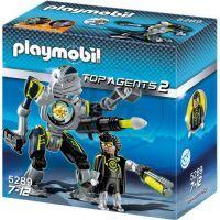 Playmobil 5289 Bojový robot Mega Masterů